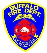 Buffalo Fire Department Badge